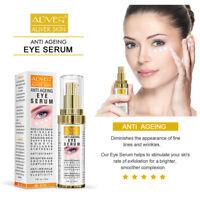 ALIVER Jasmine Eye Gel Reduce Under Eye Bags and Dark Circles Eye Treatment Care