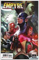 Empyre #1   Marvel Comic Book Inhyuk Lee 2nd Print Variant 2020 NM