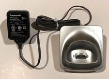 Panasonic Pnlc1055 Ya Charging Cradle Dock + Power Supply Pnlv233