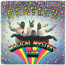THE BEATLES - Magical  Mystery Tour - 1967 France Double EP 45 tours