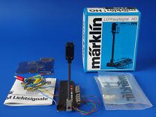 MARKLIN H0 - 7240 - HOME LIGHT SIGNAL (03)/ BOX - EXC