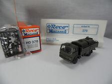 ro849, RocoMinitanks 378 Magirus 168 M Tankwagen tank truck 1:87 BOX mint