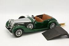 Franklin 1/24 - Alvis 4.3L 1938 Verte
