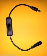 Materiales eléctricos de bricolaje interruptor/conmutador color principal negro