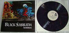 BLACK SABBATH - FORBIDDEN 2014 reissue PURPLE VINYL ltd to 15