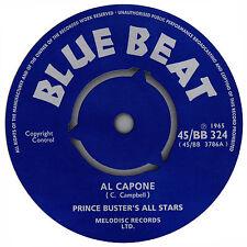 Reggae Ska Bluebeat record label vinyl stickers. Trojan. Dr Bird. Treasure Isle