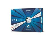 Callaway ERC Soft Triple Track Golf Balls - Pack of 12, White
