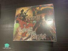 Sealed Deck VTES Vampire the Eternal Struggle BCP 25th Anniversary Box