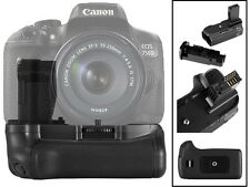 Professional Durable Battery Grip For Canon Rebel T6i T6s 760D 750D