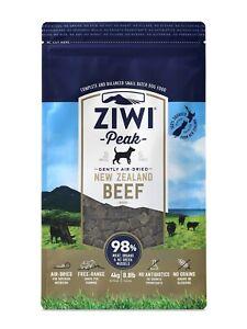 Ziwi Peak Air Dried Dog Food 4kg Free Range Beef - Made in New Zealand