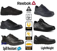 Reebok Service Work Slip Resistant men's athletic shoes Lightweight Non-Marking