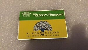 BTX006 40u 3i Connection (PP)  - BT Phonecard