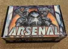 Complete Com/Unc Arsenal Expansion Set, BattleTech CCG TCG Card Game