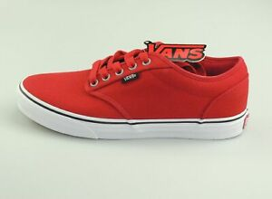 Vans Atwood Chili Pepper Unisex Herren Schuhe Sneaker Shoes Rot Neu Wählbar
