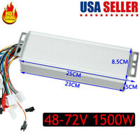 48-72V 1500W Electric  E-bike Scooter Brushless DC Motor Speed Controller