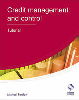 (Good)-Credit Management and Control: Tutorial (AAT Accounting - Level 4 Diploma