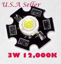 3W x 5 PCS High Power White 12,000K LED-- DIY item