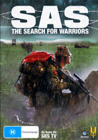 Australian Special Air Services SAS selection process DVD seen on SBS