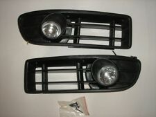 VW BORA 1999-2005  fog lights lamp grille set NEW