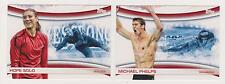 2012 TOPPS OLYMPIC XXX GAMES COMPLETE (25) INSERT CARD SET ~ PHELPS ~ SOLO ~ QTY