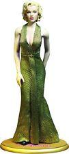 STAR ACE MARILYN MONROE AS LORELEI LEE GOLD DRESS 1:6 SCALE FIGURE NEW NIB