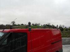 Per adattarsi 2007-2014 FORD TRANSIT Mk7 + SWB Basso Portapacchi Barre Di Rotaie Van 2 BAR
