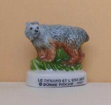 Fève Le Renard et l' Enfant - 2008 - Le Lynx