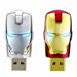 2TB 512GB USB 2.0 Flash Drive Memory Stick Pen U Disk Key Thumb Storage PC