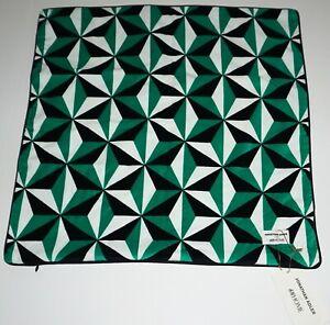 JONATHAN ADLER x H&M VELVET CUSHION COVER GREEN