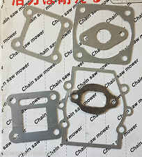 GAS48 GASKET KIT SET FOR 49CC MINI MOTO DIRT QUAD BIKE CARB HEAD EXHAUST INLET