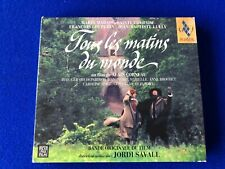 NEW Unsealed Tous les Matins du monde CD Slight squish