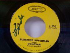 "DONOVAN ""SUNSHINE SUPERMAN / THE TRIP"" 45"