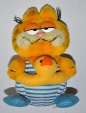 GARFIELD Swimming Trunks PLUSH DOLL Dakin 1981