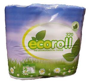 Premium Eco Toilet Roll Tissue (36 Rolls)