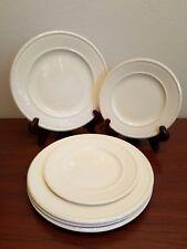 6pc Wedgwood Edme (4) Salad (2) Bread Plates Excellent Condition
