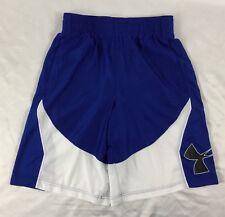Under Armour MEN'S Athletic Shorts Loose Heat Gear Blue 1293955 Size 2XL