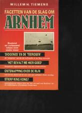 (a51537)   Tiemens Facetten van de slag om Arnhem, 192 Seiten, Bilder, Text