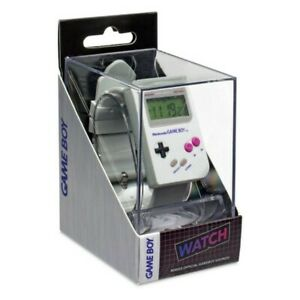 Official Nintendo Gameboy Digital Quartz Watch Limited Retro Edition - BRAND NEW