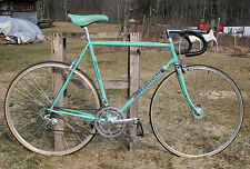 Vintage BIANCHI Superleggera Road Bike Celeste COLUMBUS SLX Campagnolo Bicycle