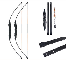 Bow And Arrow Set Compound Kit Target Practice Archery Hunting Mature Outdoor#