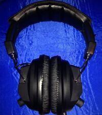 DELUXE METAL DETECTOR HEADPHONES - VOLUME CONTROL GARRETT FISHER AUDIO MUSIC