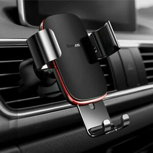 Air Vent Car Phone Holder Mount Cradle Stand For iPhone GPS HTC S10 S9 360°Mount