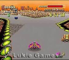 F-Zero - SNES Super Nintendo Game