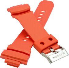 Casio Original Watch Strap Band for GA-150A-4A GA-150 G-SHOCK Orange 10412967