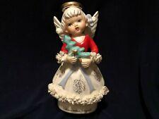 Vintage Ardalt Angel Holding Christmas Tree, # 2H2464