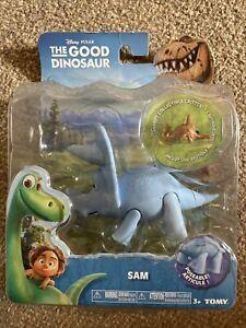 Disney Pixar The Good Dinosaur - Action Figure - Triceratops Sam