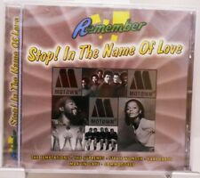 Remember + CD + Stop! In the Name of Love + Tolles Album mit 16 starken Songs +