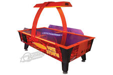 Dynamo Fire Storm Air Hockey Table  - Plus FREE additional accessories!