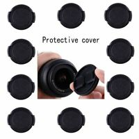 10pcs 58mm Snap-On Front Lens Cap Cover For All Canon Nikon Sony Camera