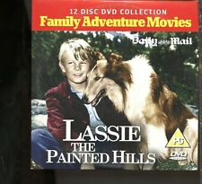Lassie - The Painted Hills / Newspaper Promo DVD